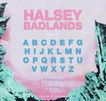 Halsey Badlands Font