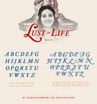 Lana del Rey - Lust For Life (album) / Font