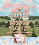Melanie Martinez ''K-12'' Font Pack