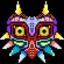 Majora mask! Free cursor by Ask-BEN-DR0WNED