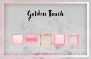 Styles / Golden Touch