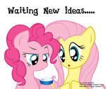 Pinkieshy Waiting (Animation) by jotacos