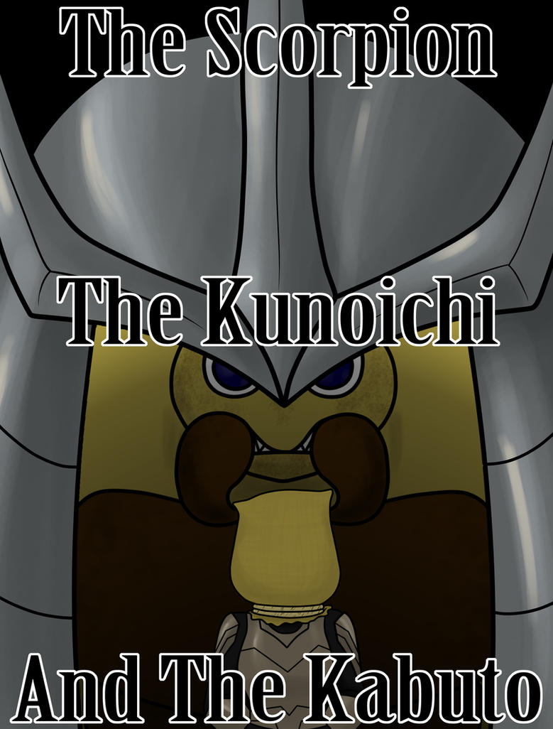 The Scorpion, the Kunoichi and the Kabuto Chap  1 by TMNT