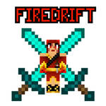Pixel Art: Minecraft - Evil FireDrift by FireDrift-Aventador