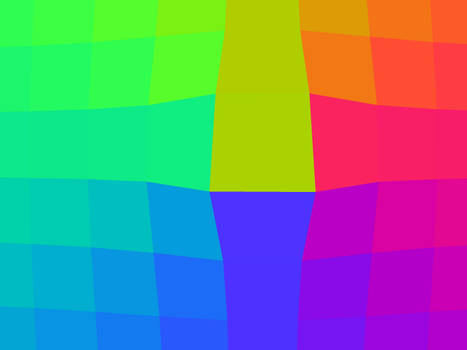 Rainbow Carpet