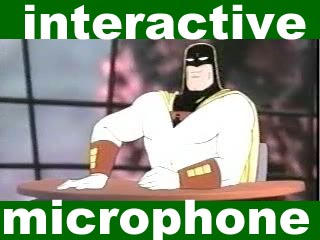 Space Ghost - Live