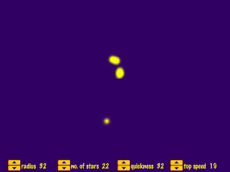 Fireflies toy 1v2