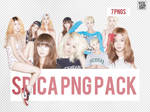 Spica PNG Pack