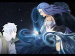 |Naruto The Last| Oc Challenge | Mirai vs. Hitomi by YozoraArashi