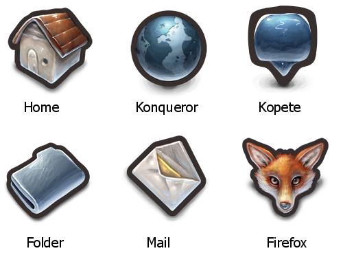 GANT for KDE - 0.3 by Shirakawasuna
