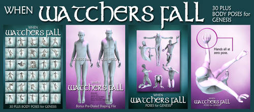 When Watchers Fall by Laticis