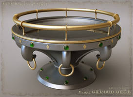 Free 3D Model - LI Royal GARDEN BATH by Laticis