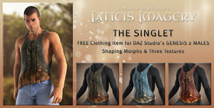 Laticis's FREE - The Singlet / Gen2 Male