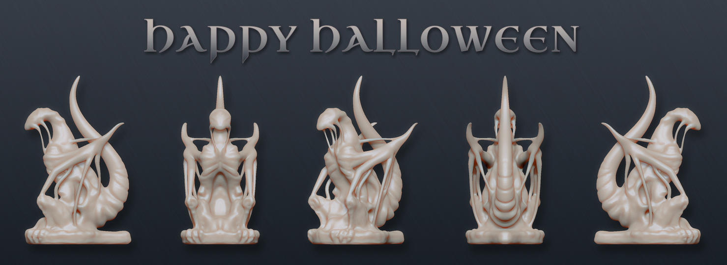 Laticis FREE OBJECT - Happy Halloween by Laticis