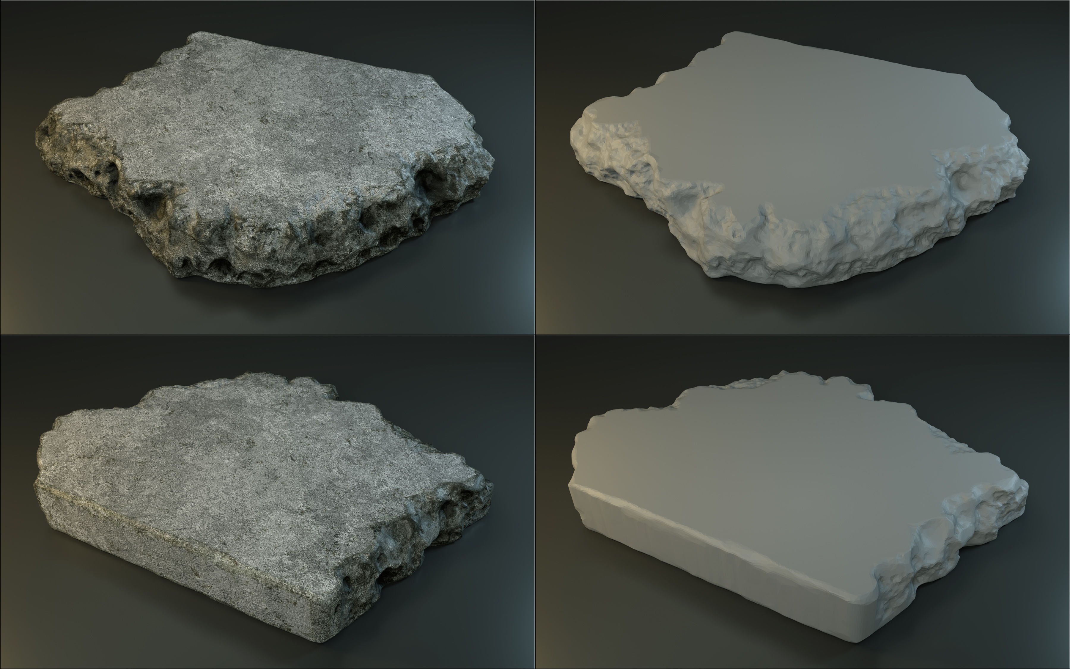 Laticis Imagery FREE Object - Concrete Slab by Laticis