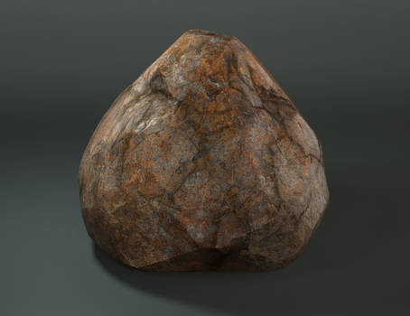 Laticis FREE Object - Rock 01