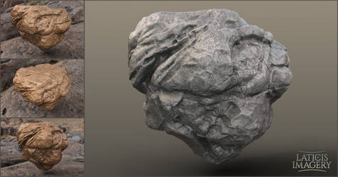 Laticis FREE Object - Floating Rock