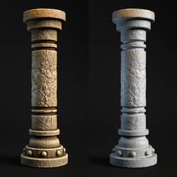 Laticis FREE Object - Column by Laticis