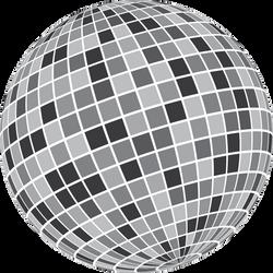 Discoball by orangecranestudios