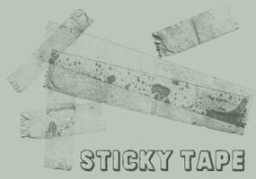 Brushes - Sticky Tape