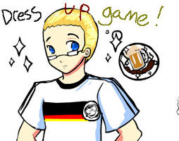 Germany's Dress Up Game