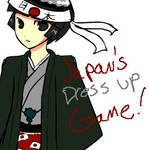 Japan's Dress up Game