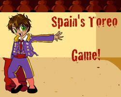 Spain's Toreo Game by Royal-Guard-Lover