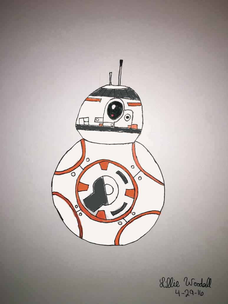 BB-8 by blueist47art