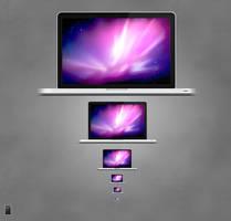 Macbook Pro by de-rogh