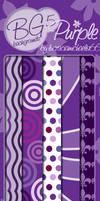 Purple BG Pack