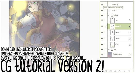 Tutorial - CG Ver.2 by shilin