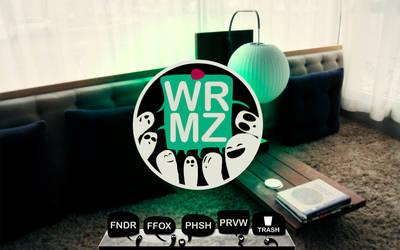 WRMZ for Mac Candybar by PascalPixel