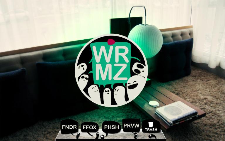 WRMZ for Mac Candybar by Enkera-2005