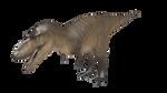 Albertosaurus MMD Download by ChrisM199