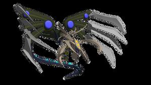 Cyber Dark Dragon MMD Download