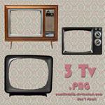 3 TV PNG