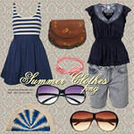 Summer Clothes PNG