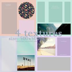 4 Textures