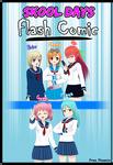 Skool Days - Vol.1 Chapter 3 (Flash Comic) by PreePhoenix