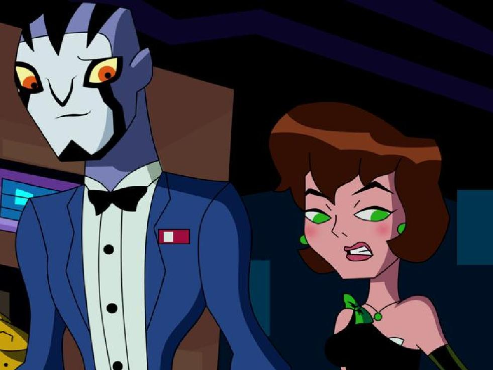 Ben 10: Undercover, part 3 of 3 (CD Story) by Zizum on