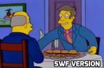 Steamed Hams but Chalmers doesn't give a damn