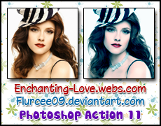 Photoshop Action 11 by flurcee09