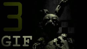 Five Nights at Freddy's 3 Animatronic Custom GIF