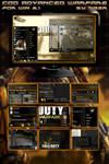 Windows 8.1 Call of Duty Advanced Warfare by poweredbyostx