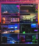 M83 Midnight City Theme for Windows 7