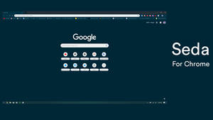 Seda for Chrome, a theme made to complement Seda.