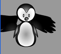 Flash Penguin