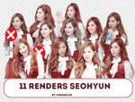 PACK RENDERS # 29: SEOHYUN