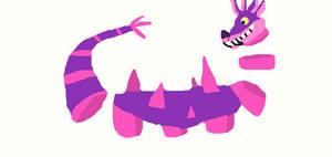 Cheshire... uh.. Nevermind