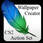 Wallpaper Creation Action Set